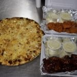 Pizza and Appetizers