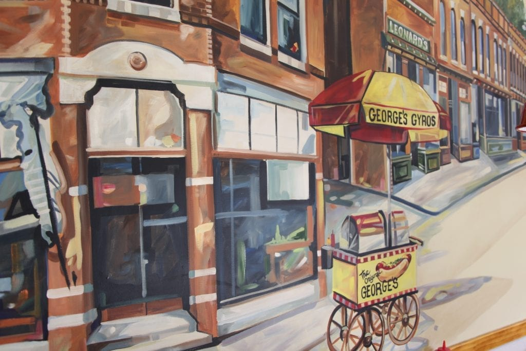 The Original George's Gyros Restaurant