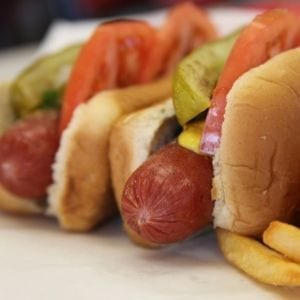 Restaurant Hot Dog